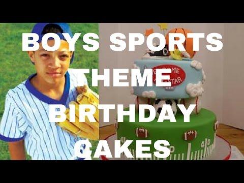 ایده تزیین کیک تولد پسرونه- زیبا و آسان