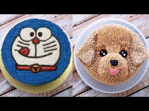 ایده تزیین کیک تولد پسرونه-زیبا و جالب