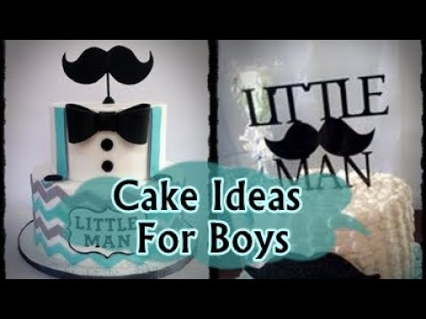 ایده تزیین کیک تولد پسرونه 3