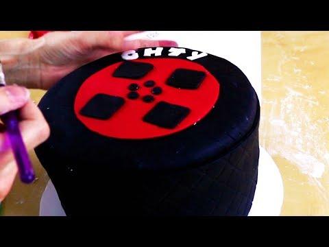 ایده تزیین کیک تولد پسرونه- خلاق و زیبا