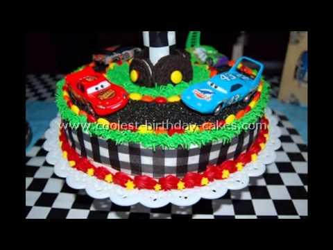 ایده تزیین کیک تولد پسرونه 4
