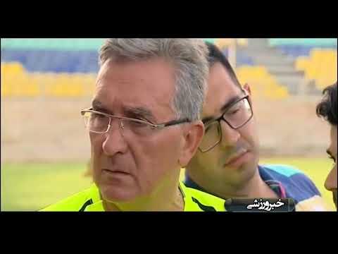 تمرین پرسپولیس و حواشی قهرمانی سوپر جام