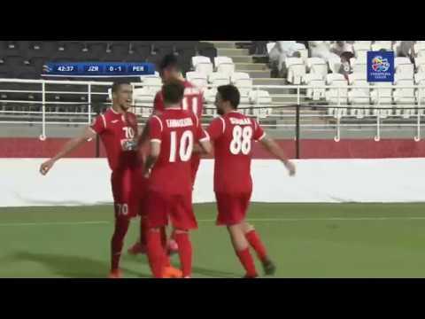 خلاصه بازی پرسپولیس و الجزیره 2-3 لیگ قهرمانان آسیا - Perspolis vs Al jazeera