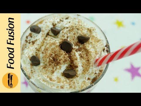 تهیه نوشیدنی خنک-میلک شیک شکلات لذیذ