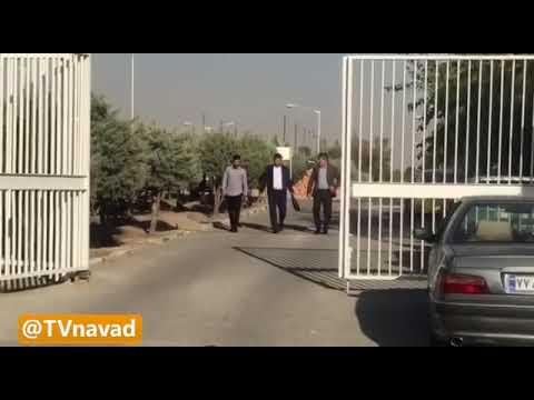 حضور محسن مسلمان بازیکن پرسپولیس در کمیته اخلاق