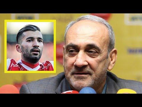 توضیحات گرشاسبی درباره تمدید قرارداد با محسن مسلمان