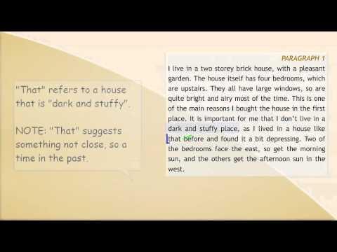 IELTS Grammar: Pronouns and Referring
