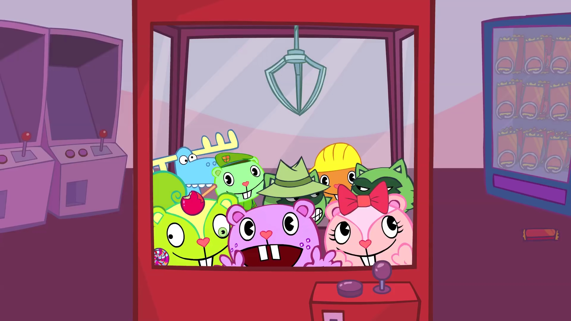 انیمیشن دوستان درختی شاد-فصل HTF Break قسمت 13- سال 2008- تمام قسمت ها در لینک زیر این ویدیو