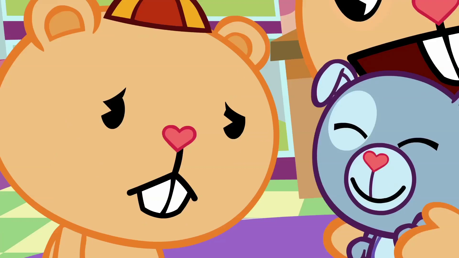 هپی تری فرندز happy tree friends-فصل Season TV 2006 قسمت 7- لینک تمام قسمت ها در توضیح زیر این ویدیو است