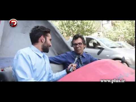 گفتگو با کفاش هدیه تهرانی و بهرام رادان، صاحب اولین ماشین کفش پاشنه بلند در ایران!