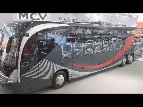معرفی بهترین اتوبوس های بنز بخش 5