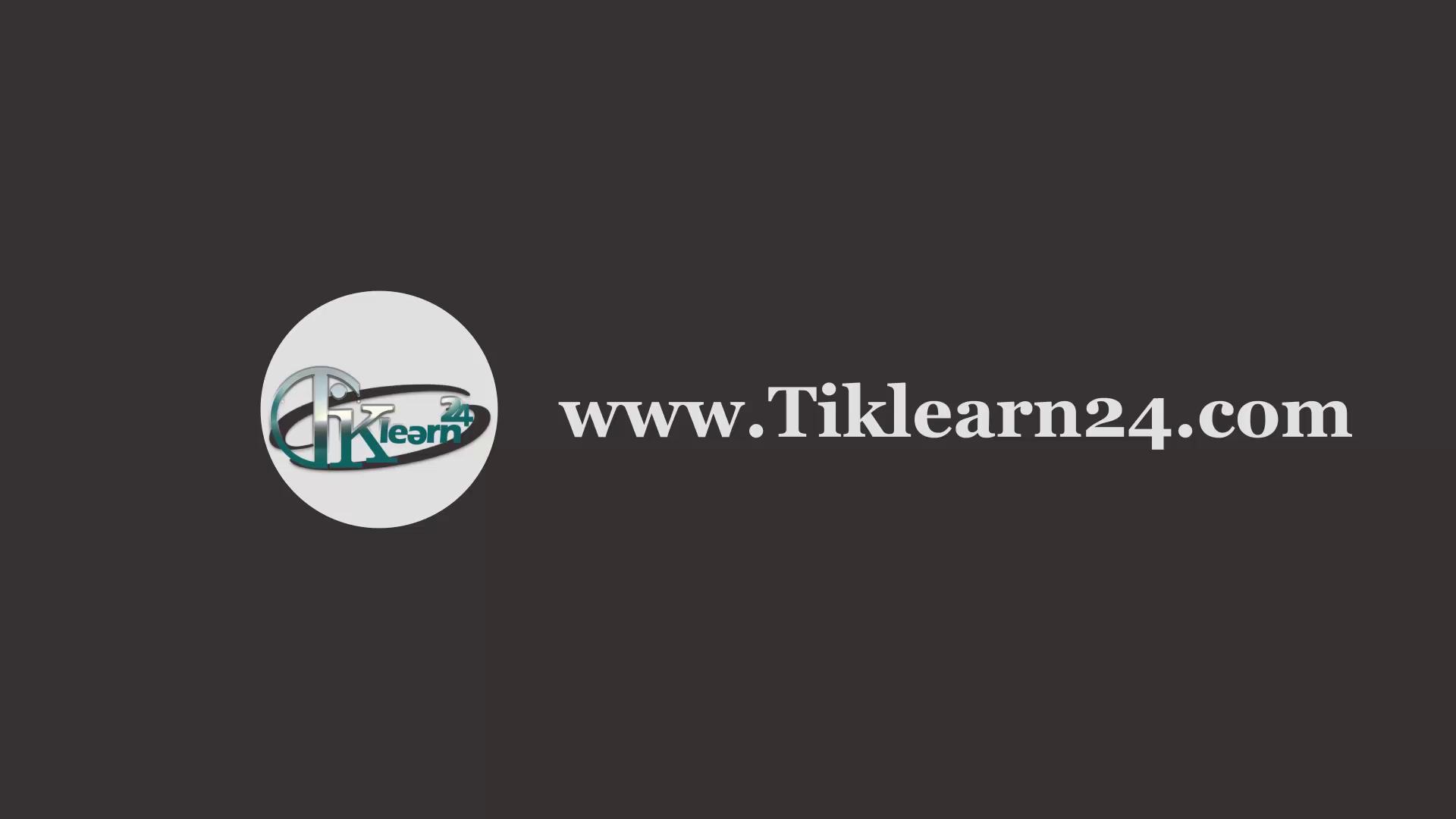 گروه آموزشی زبان انگلیسی تیک لرن24