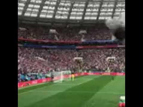اولین گل جام جهانی ۲۰۱۸ توسط گازینسکی به عربستان - جام جهانی 2018 روسیه | Navad