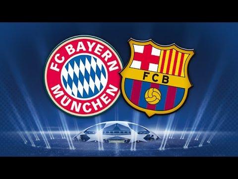 بارسلونا - بایرن مونیخ (بیش بینی فیفایی! #1)