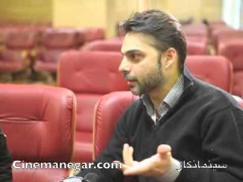 گفتگوی جواد وفا با پیمان معادی کارگردان فیلم «برف روی کاجها»26