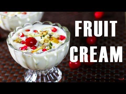 دسر تابستانی-تهیه بستنی میوه ای لذیذ