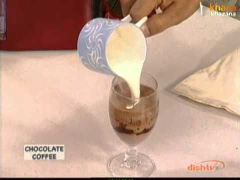 دسر خوشمزه-دسر شکلات قهوه