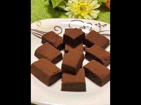 دسر خوشمزه-شکلات با اب پرتقال خیلی آسان و خوشمزه