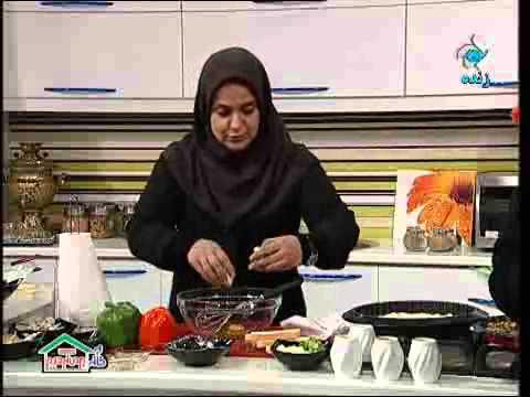 آشپزی آسان-کیش لورن