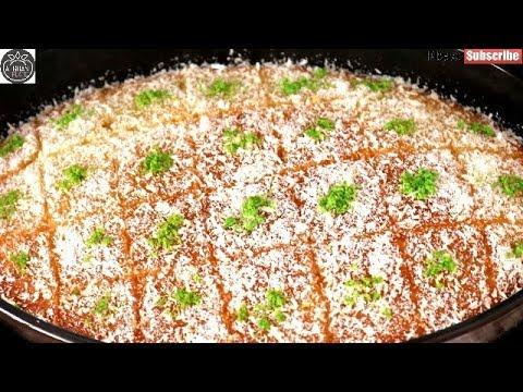 کیک پزی- کیک شربتی خوشمزه