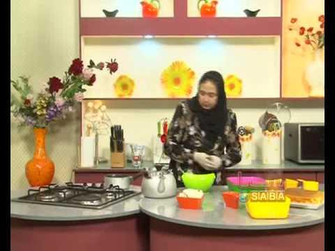 دسر خوشمزه- تهیه کیک جلبی دار را یاد بگیرید -بخش اول