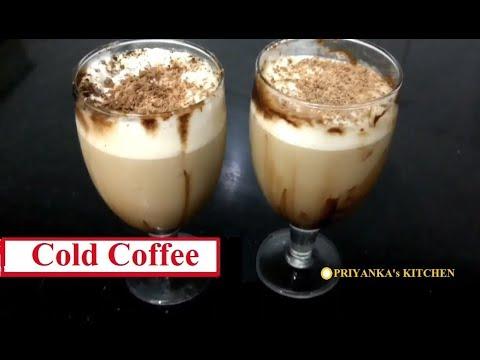 دسر تابستانی-تهیه بستنی و قهوه سرد