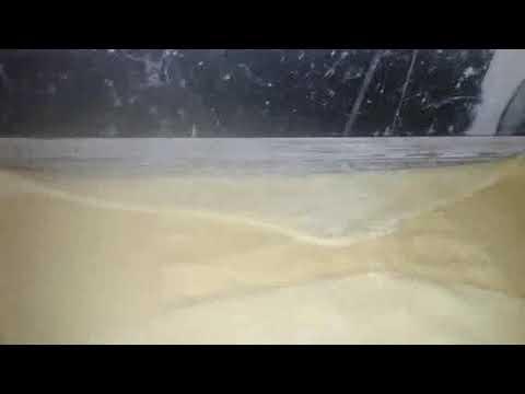 شیرین پزی-طرز لا رفتن خمیر کره ای
