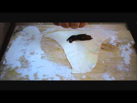 شیرینی پزی-کروسانت نوتلا - خوشمزه Khoshmazze - قسمت 15