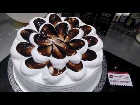 آشپزی -تزیین کیک جدید