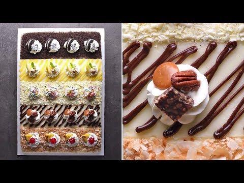 آشپزی -تزیین کیک جذاب