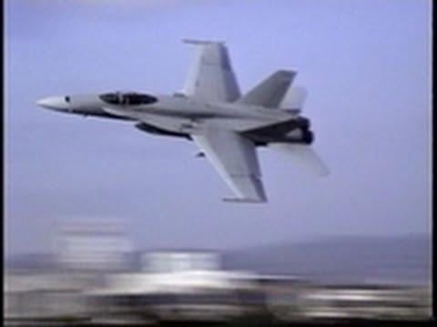 معرفی جنگنده F-18  بخش52