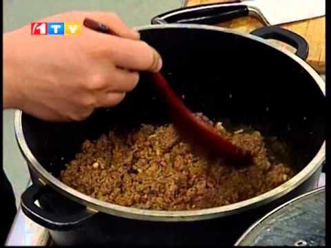 آشپزی مدرن-- اسپاگتی ایتالیایی-2-
