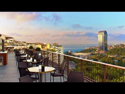 معرفی بهترین هتل های شهر استانبول بخش 1