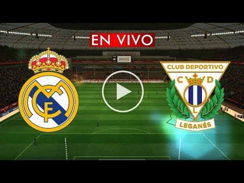پخش زنده بازی رئال مادرید لگانس لالیگا اسپانیا