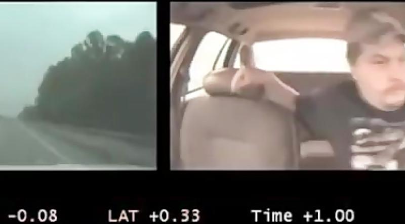 تنها 3 ثانیه پلکها سنگین شد ، خستگي و خواب آلودگي هنگام رانندگي