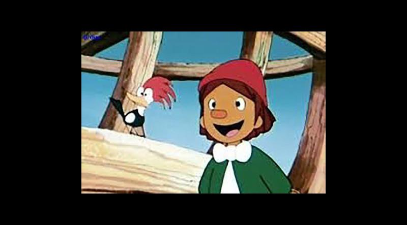 پینوکیو 1 - The Adventures of Pinocchio 1976