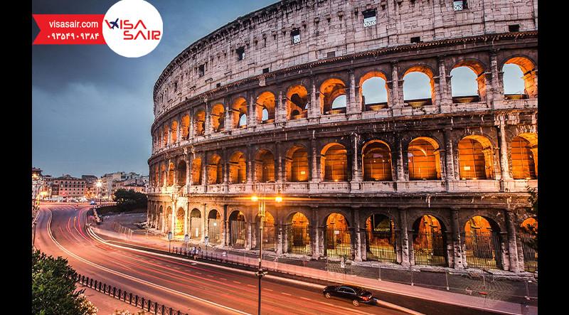 رم ایتالیا - Rome Italy - تعیین وقت سفارت ایتالیا با ویزاسیر