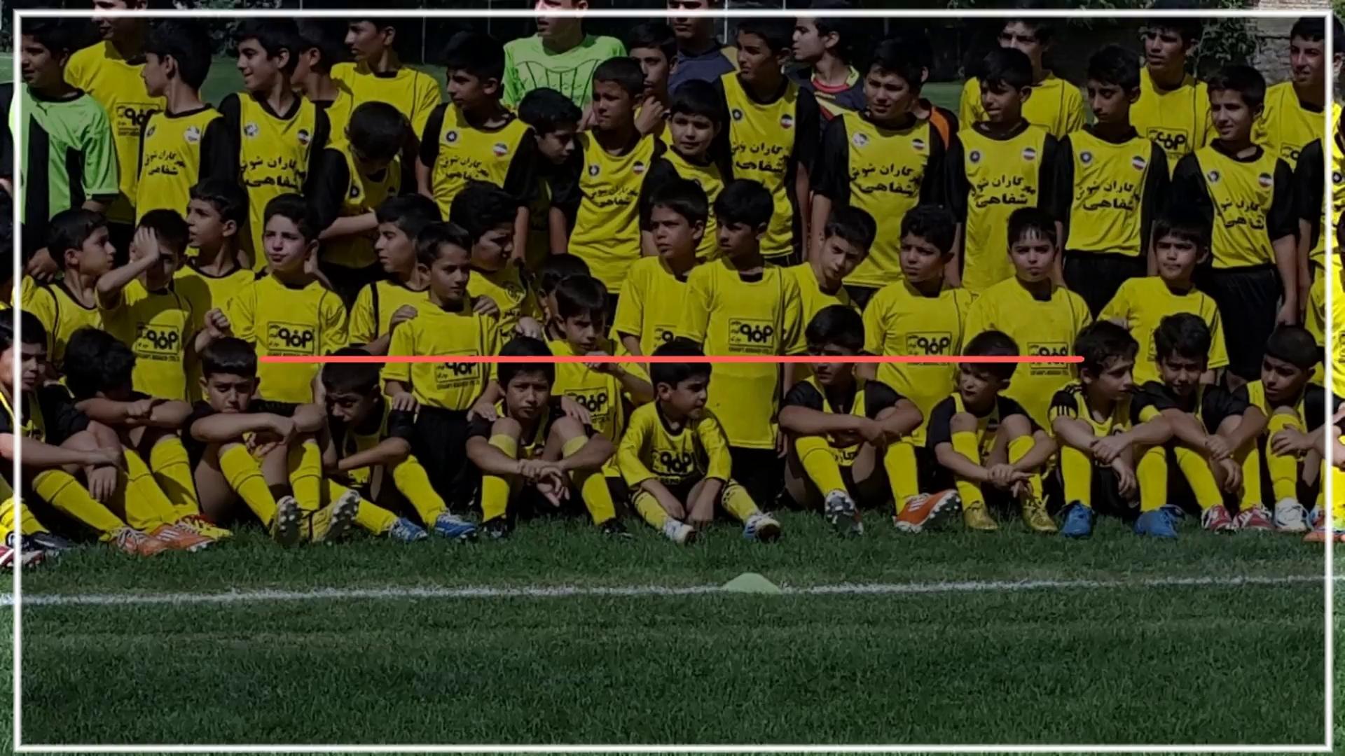 تمرین هماهنگی بدن در فوتبال