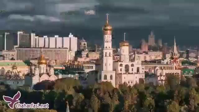 سفر به روسیه، مسکو و سن پترزبورگ