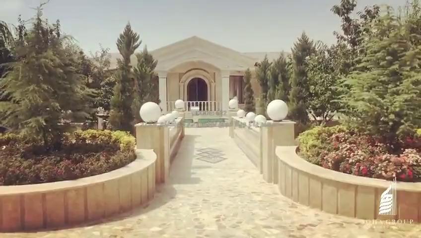 1200 متر باغ ویلا در خوشنام ملارد