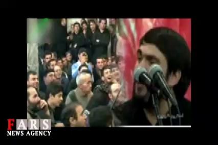 مراسم تشییع و تدفین مرحوم استاد حاج محمد باقر منصوری در اردبیل