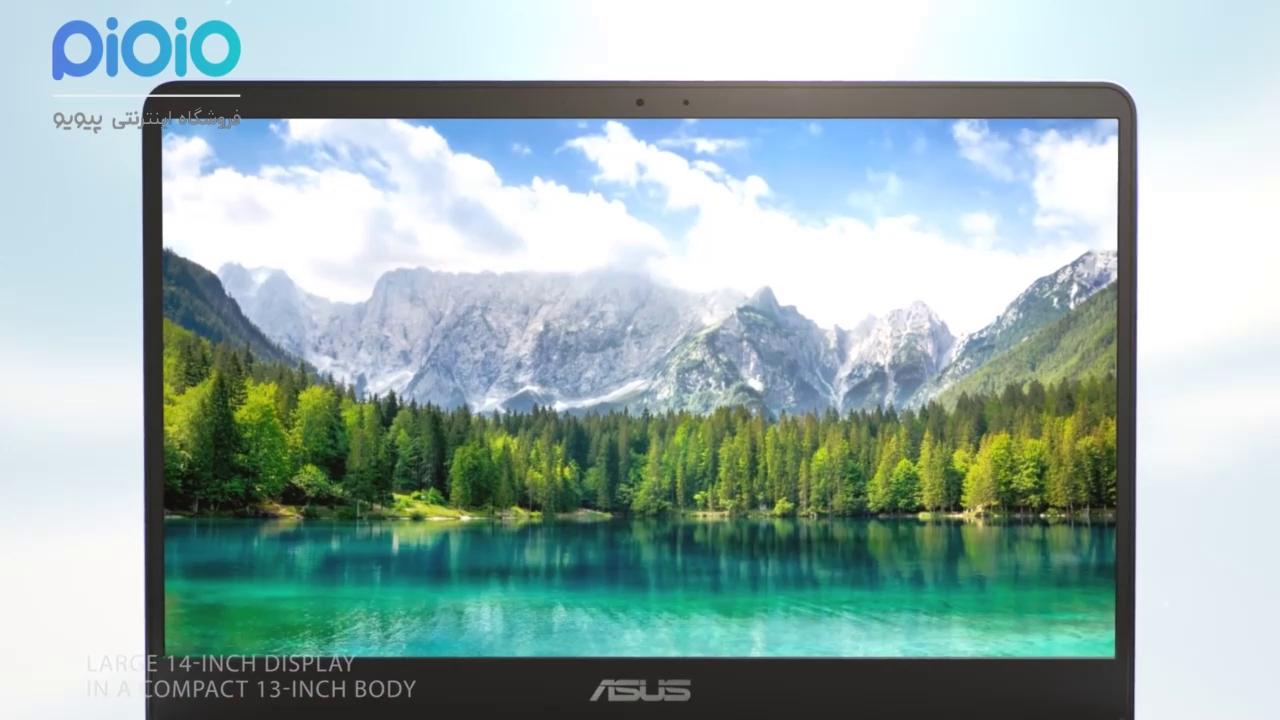 لپ تاپ ایسوس مدل ZenBook UX430 | فروشگاه اینترنتی پیویو