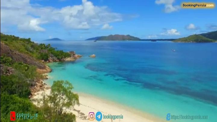 جزیره کوریوس، سکونتگاه لاکپشت های غول پیکر در اقیانوس هند - بوکینگ پرشیا