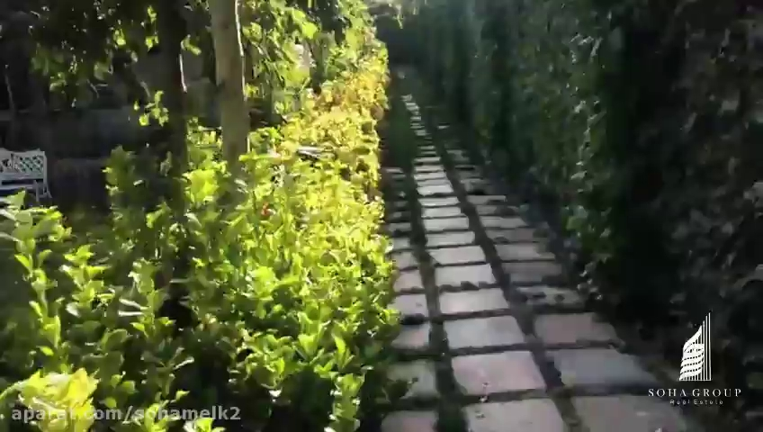 باغ ویلای ایرانی در شهریار مناسب آتلیه عکاسی