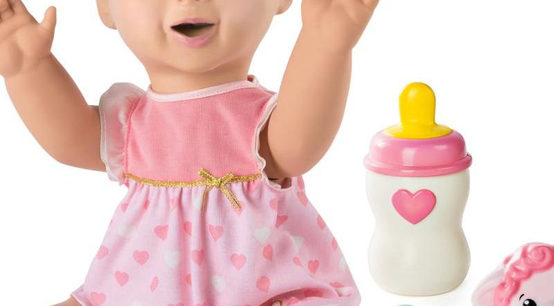 عروسک نوزاد لاوابلا سخنگو