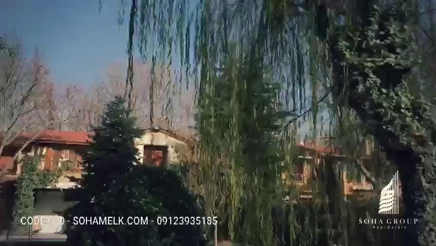 1350 متر باغ ویلا در محمدشهر کرج