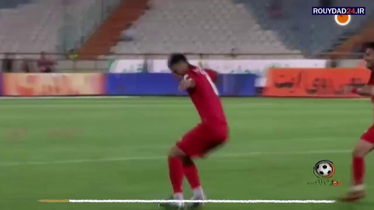 برترین گلهای پرسپولیس در نیم فصل اول لیگ برتر