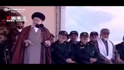روایت رهبر انقلاب از آیه تکاندهنده سوره احزاب خطاب به حضرت محمد (ص)