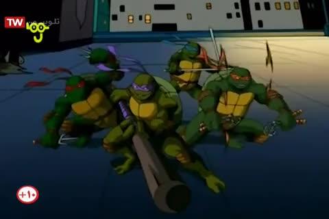 """کارتون لاکپشت های نینجا - دوبله به فارسی - فصل 5 (2008) - قسمت """" دنیاهای دیگر """""""