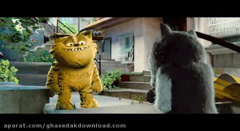 دانلود انیمیشن دوبله فارسی ۲۰۱۶ Bad Cat گربه بد